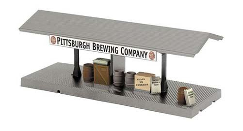 309189 - Operating Freight Platform - Pittsburgh Brewing Company
