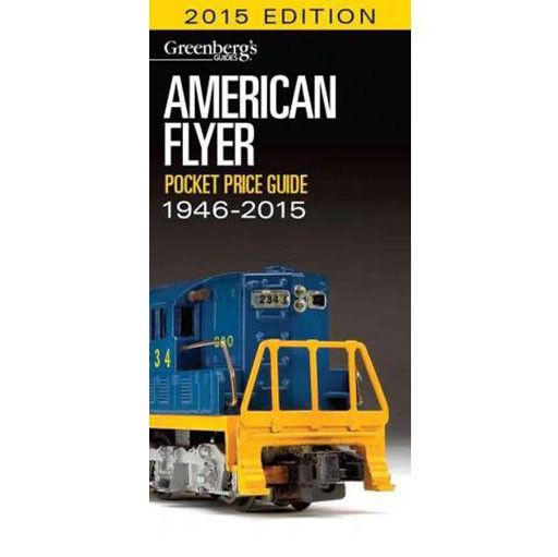 108615 - AMERICAN FLYER PRICE GUIDE 2015