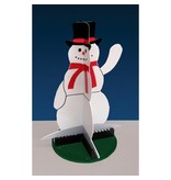 Miller Engineering 22010	 - 	ANIMATED SNOWMAN