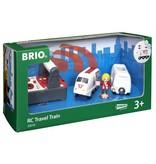BRIO BRIO - REMOTE CONTROL TRAVEL TRAIN