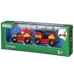 BRIO BRIO - FIRE ENGINE