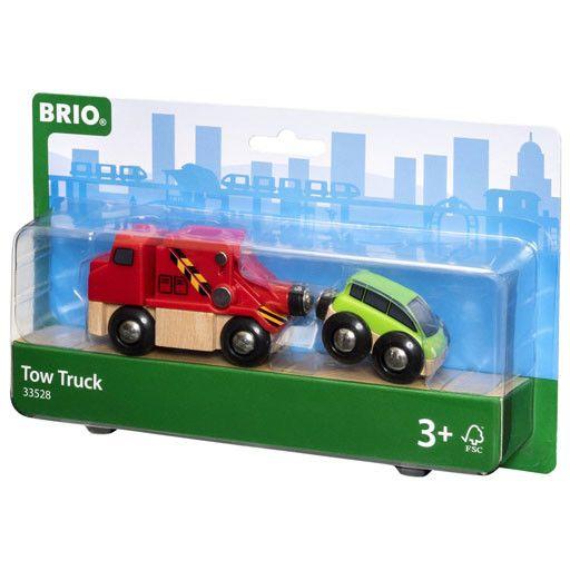 BRIO TOW TRUCK