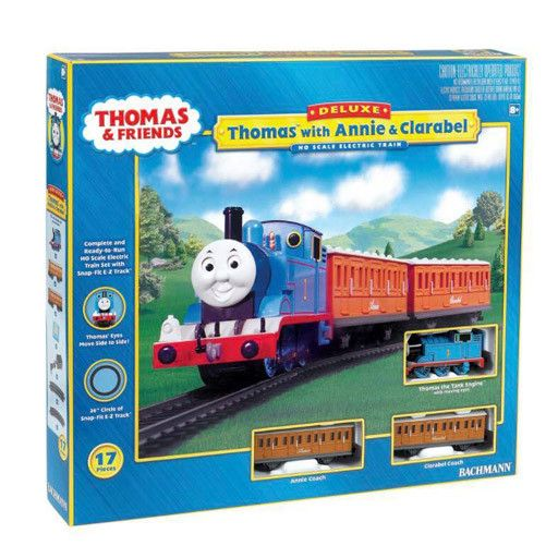 BACHMANN 642 Thomas - Deluxe - Annie & Clarabel - HO