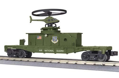 MTH - RailKing 3079115	 - 	HELICOPTER AIR NAT GUARD