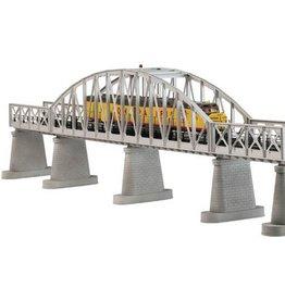 MTH - RailKing 401101 - Arch Bridge Silver 1 Track