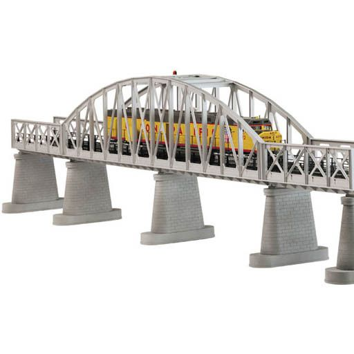 MTH - RailKing 401101	 - 	Arch Bridge Silver 1 Track