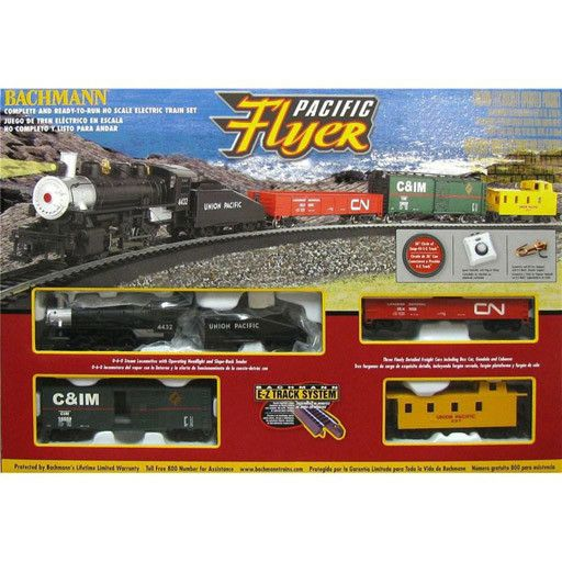 BACHMANN PACIFIC FLYER SET - HO