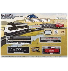 BACHMANN THOROUGHBRED SET - HO