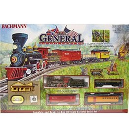 BACHMANN 736 THE GENERAL SET - HO