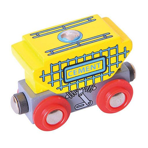 Big Jig Toys CEMENT WAGON