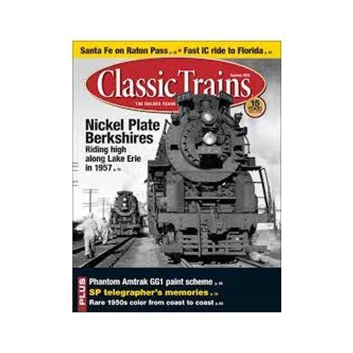 2022 - CLASSIC TRAINS SUMMER 2015