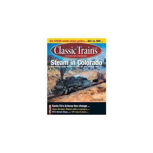 1960 - CLASSIC TRAINS WINTER 2014