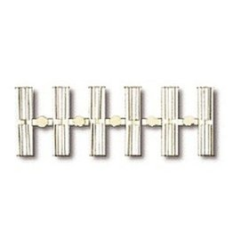 ATLAS 55  - HO INSULATED RAIL JOINERS