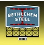 Miller Engineering 5281 - SIGN BETHLEHEM STEEL