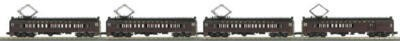 3026491	 - 	Passenger MU 4 CAR Set PRR