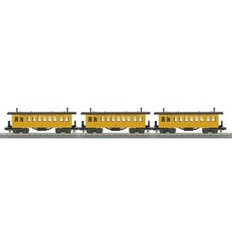 MTH - RailKing 306432	 - 	PASSENGER 3 CAR OVERTON V & T