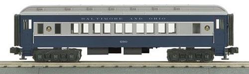 MTH - Rugged Rails 336213 - PASSENGER COACH MADISON B & O