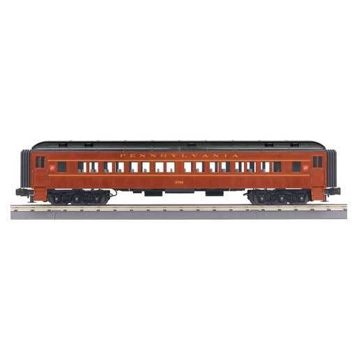 MTH - RailKing 3069208	 - 	COACH CAR PRR 60' MADISON