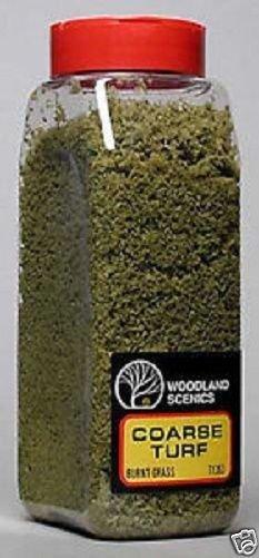 Woodland Scenics 1362 - COARSE TURF BURNT GRASS