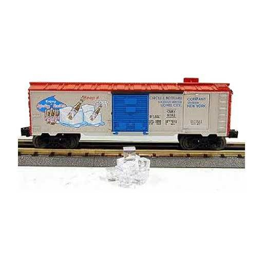 Lionel 6-19832	 - 	COLA ICE BOX CAR