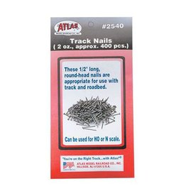 ATLAS 2540 - HO TRACK NAILS