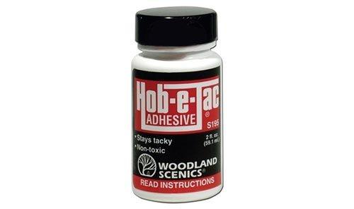 Hob-E-Tac ADhesive 2oz.