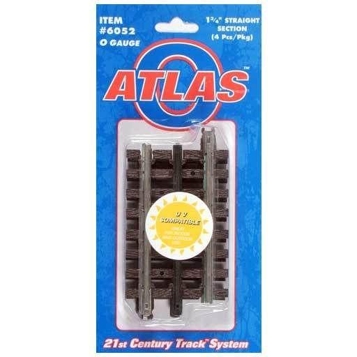 ATLAS ATO-6052 - ATLAS-O 1 3/4 STRAIGHT 4pcs