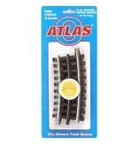 ATLAS ATO-6068 - ATLAS-O CURVE 0-36 1/4 SECTION