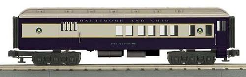 MTH - Rugged Rails 336235 - PASSENGER MADISON COMBINE B & O