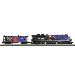 MTH - RailKing 30-20362-1  - NORFOLK SOUTHERN VETERANS DIESEL ENGINE & CABOOSE SET