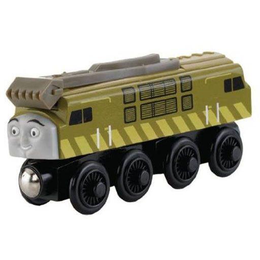 Thomas the Tank DIESEL 10 - Wooden Thomas the Tank - Fisher Price