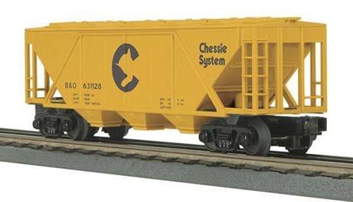 MTH - RailKing 337505 - Hopper Car CHESSIE COVERED