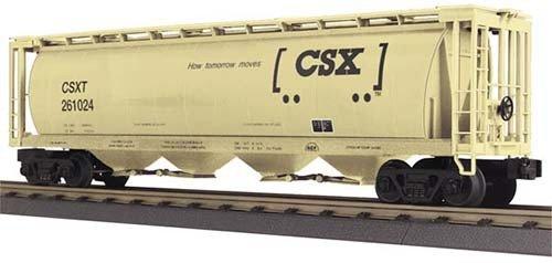 MTH - RailKing 3075492 - HOPPER CAR CSX 4-BAY