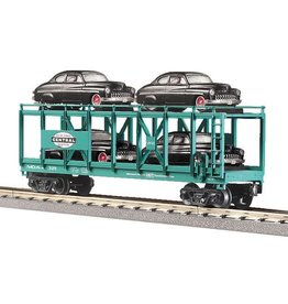MTH - RailKing 307682	 - 	Auto Carrier W 4 MERCURY'S 1949