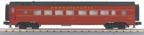 MTH - RailKing 3067713 - PASSENGER PRR COACH STREAM