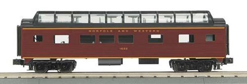 MTH - Rugged Rails 336026 - PASSENGER VISTA N & W