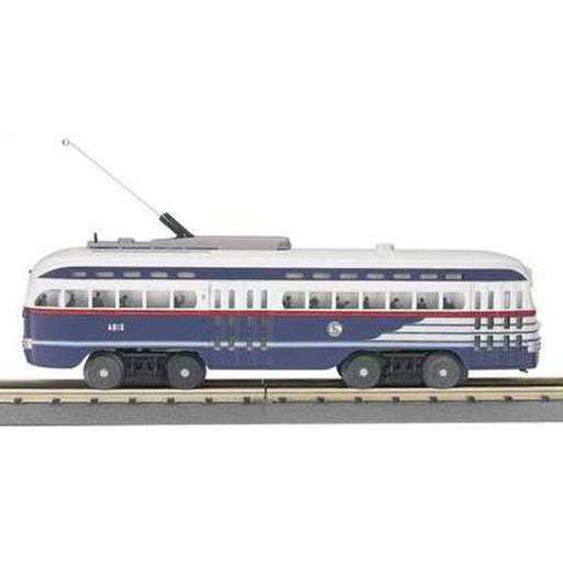 MTH - RailKing 3025211 -  Chicago PCC Electric Street Car w/Proto-Sound 2.0