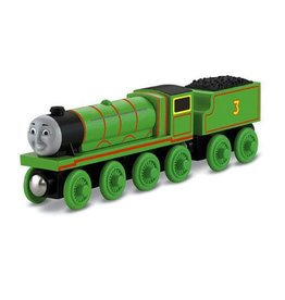 Thomas the Tank HENRY - Wooden Thomas the Tank - Fisher Price