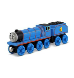 Thomas the Tank GORDON - Wooden Thomas the Tank - Fisher Price
