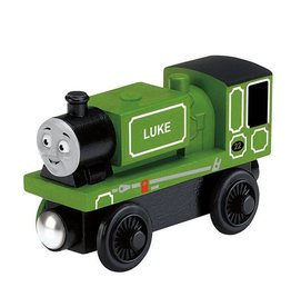 Thomas the Tank LUKE - Wooden Thomas the Tank - Fisher Price