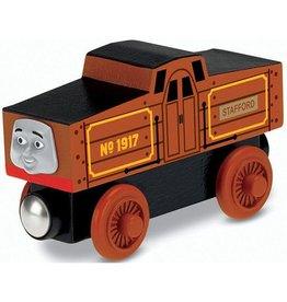 Thomas the Tank STAFFORD - Wooden Thomas the Tank - Fisher Price