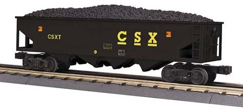MTH - RailKing 3075446	 - 	HOPPER CSX 4-bay