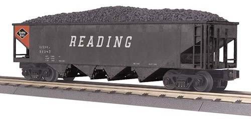 MTH - RailKing 308215 - HOPPER DIE CAST Reading