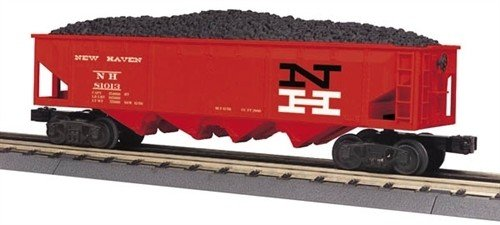 MTH - RailKing 3075440	 - 	HOPPER NEW HAVEN 4-bay