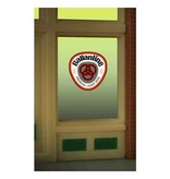 Miller Engineering 8865	 - 	BALLANTINE WINDOW SIGN