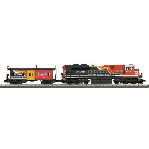MTH - RailKing 30-20361-1 - Norfolk Southern SD70ACe Imperial Diesel Freight Set 3.0