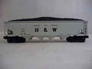 MTH - RailKing 307515 - HOPPER NORKFOLK WESTERN