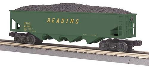 MTH - RailKing 3079118	 - 	HOPPER OPERATING Reading