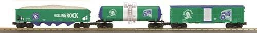 MTH - RailKing 307043 - HOPPER ROLLING 3-Car Freight