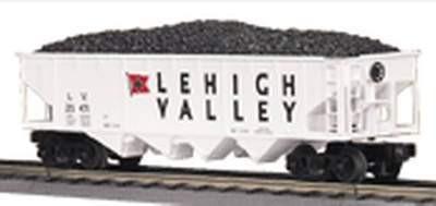 MTH - RailKing 308002 - HOPPER W/COAL DIE CAST L.V.
